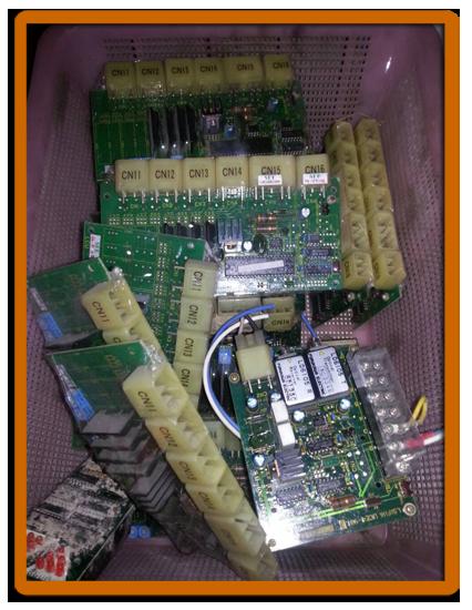 pcb4 แผ่น PCB