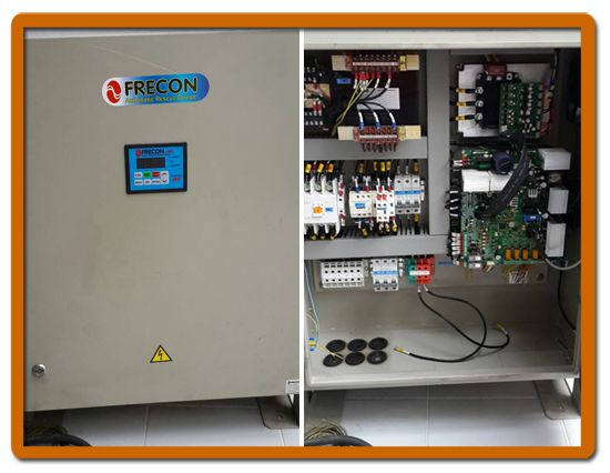 ard frecon ระบบไฟฟ้าสำรองฉุกเฉิน (ARD)