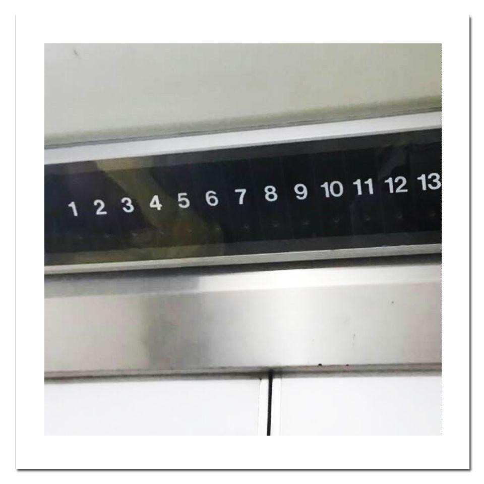 ลิฟท์hitachi100kg 2 ลิฟท์มือสอง ฮิตาชิ ( Hitachi) 1,000 kg 13 ชั้น