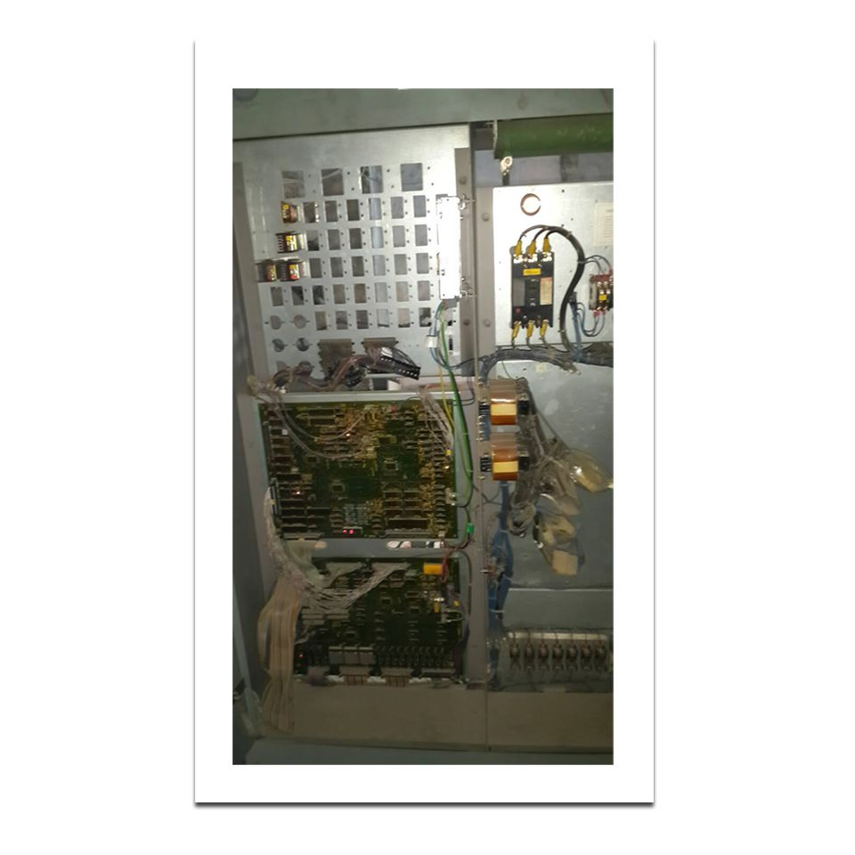 hitachi control ลิฟท์มือสอง ฮิตาชิ ( Hitachi) 1,000 kg 13 ชั้น