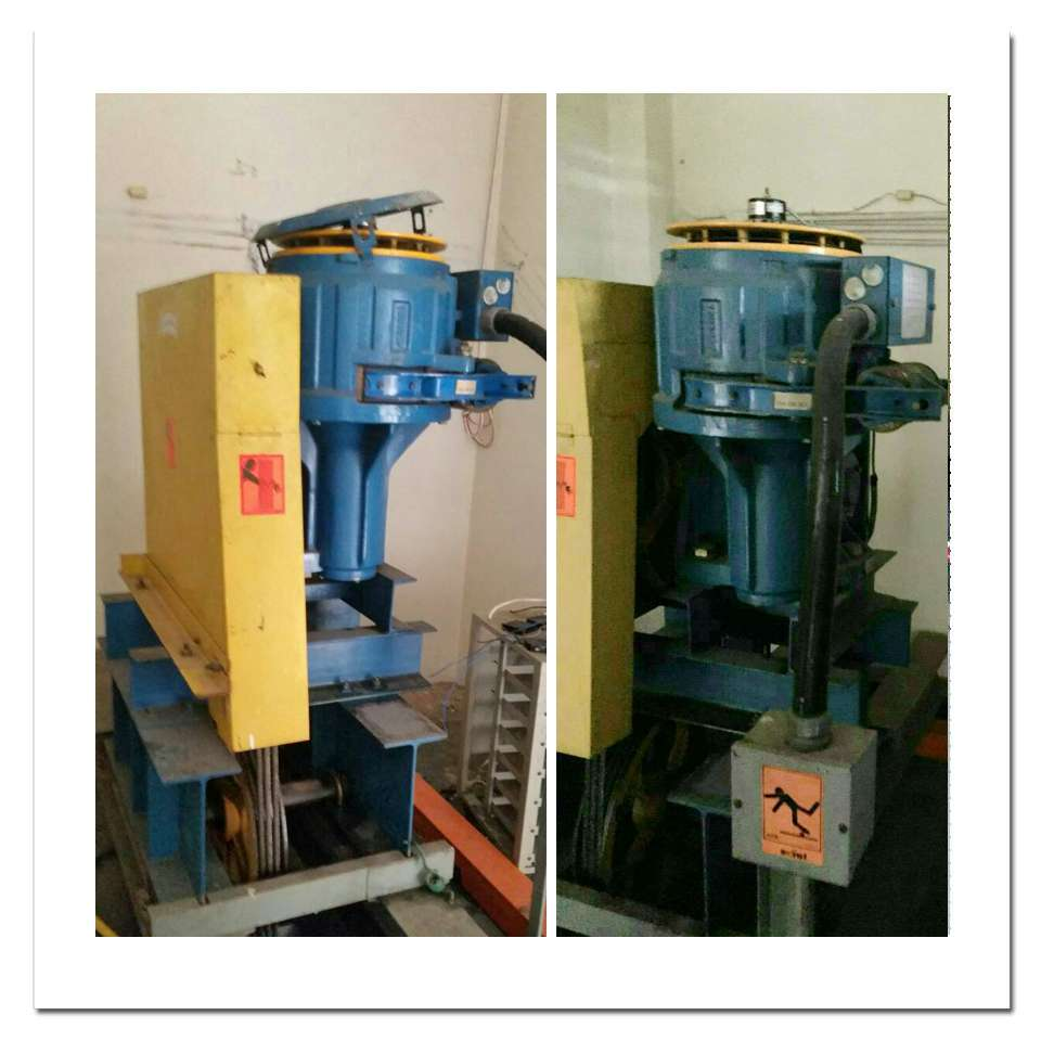 ลิฟท์มือสองOtis 03 ลิฟท์มือสอง โอติส – Otis 550 kg
